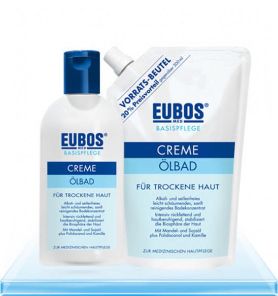 Eubos Creme Ölbad Nachfüllung