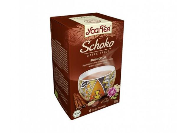 YOGI TEA® Schoko