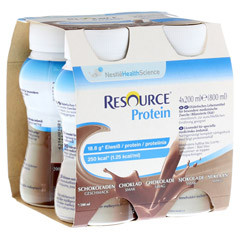 Resource® protein Schokolade 24x200ml