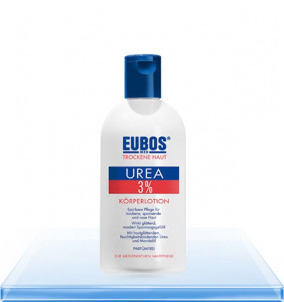Eubos 3% UREA KÖRPERLOTION