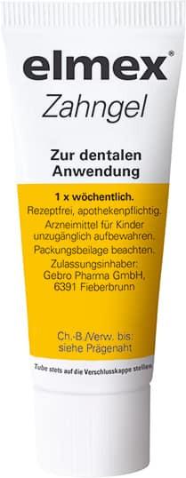 elmex Zahngel