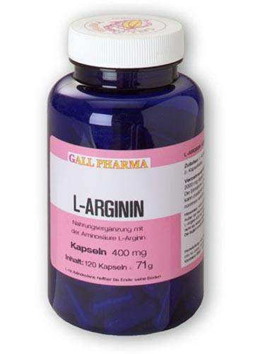 Gall Pharma L-Arginin