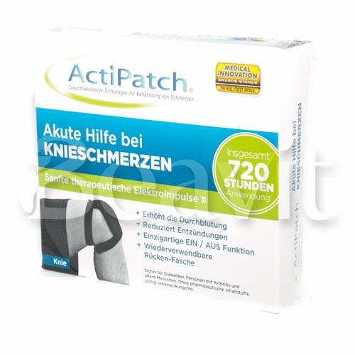 Actipatch Knieschmerzen