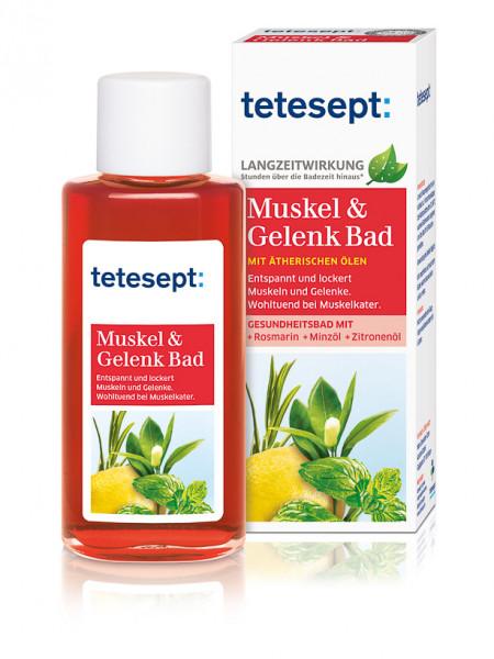 tetesept Gesundheitsbad Muskel & Gelenk Bad 125ml