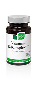 NICApur® Vitamin B Komplex aktiviert