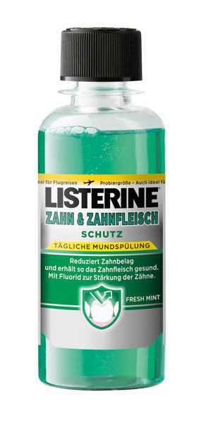 ZAHN- & ZAHNFLEISCHSCHUTZ