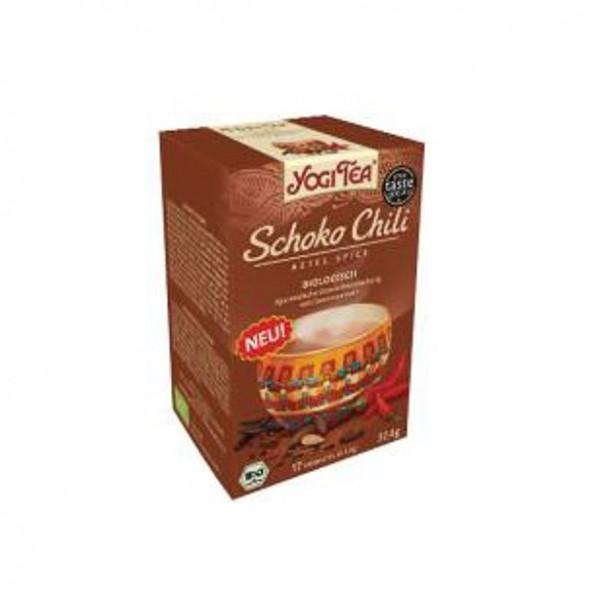 YOGI TEA® Schoko Chili