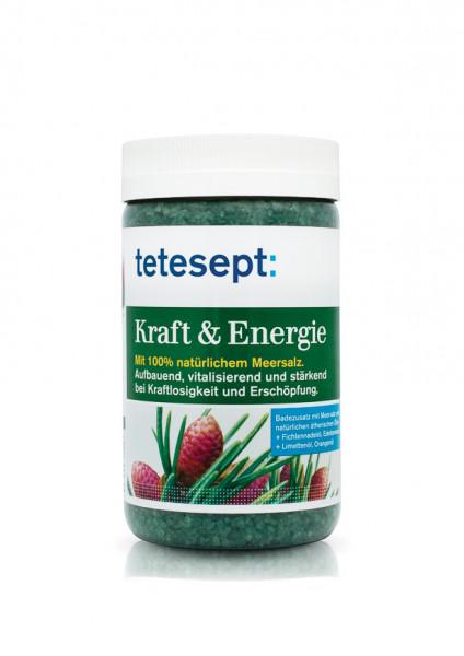 tetesept Gesundheits-Meersalz Kraft & Energie 750g