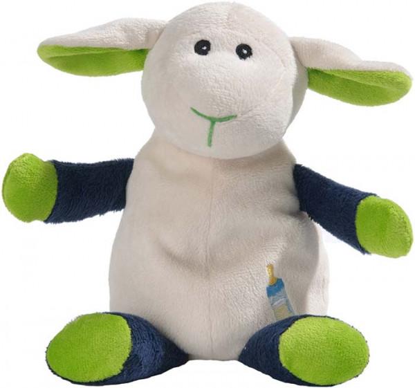 Wärmestofftier Pure Schaf grün
