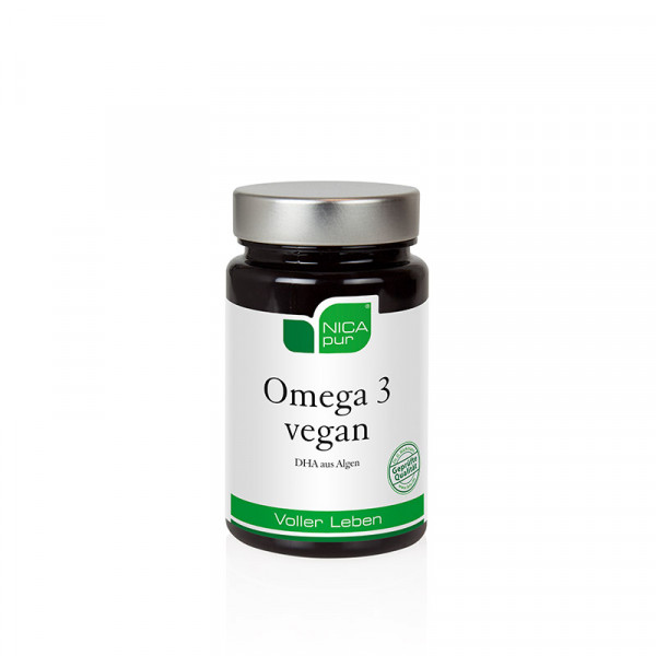 NICApur® Omega 3 vegan