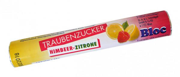 Bloc Traubenzucker Himbeer-Zitrone