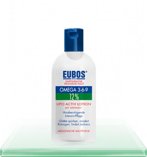 Eubos OMEGA 3-6-9 LIPO ACTIV LOTION