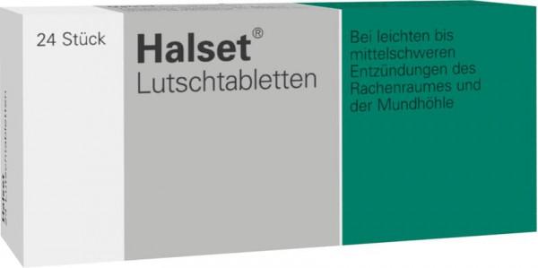 Halset - Lutschtabletten