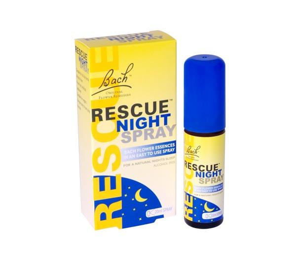 Bachblüten Rescue Nacht Spray