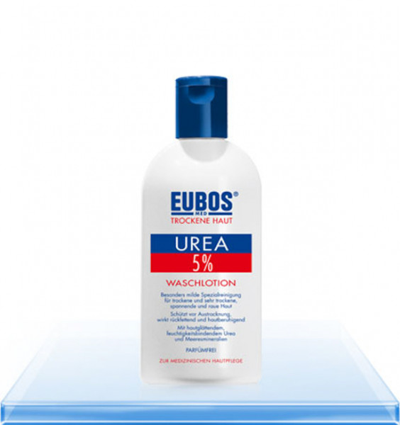 Eubos 5% UREA WASCHLOTION