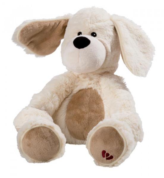 Wärmestofftier Hund Schlappi
