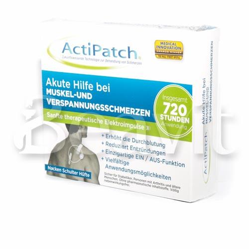 Actipatch Museklschmerzen
