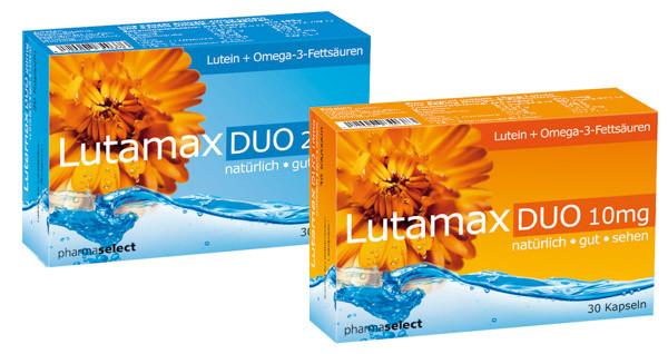 Lutamax Duo Kapseln 10mg