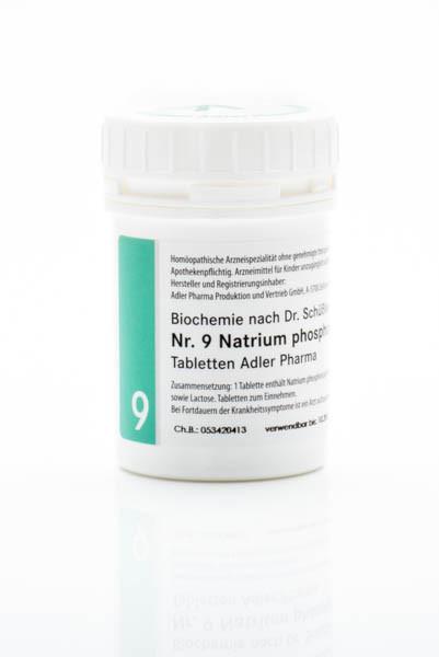 Schüssler Salz Nr. 9 Natrium phosphoricum