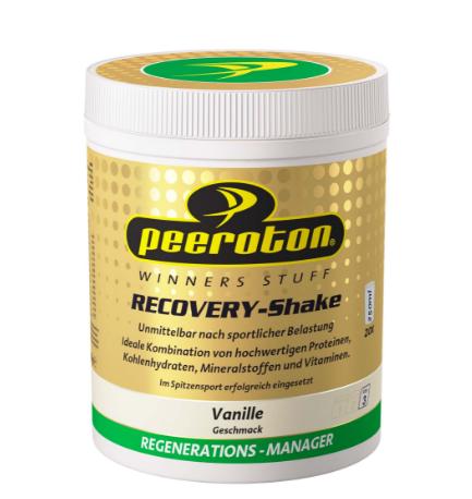 PEEROTON Recovery Shake Vanille